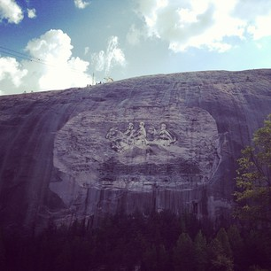 stone_mountain instagram shot