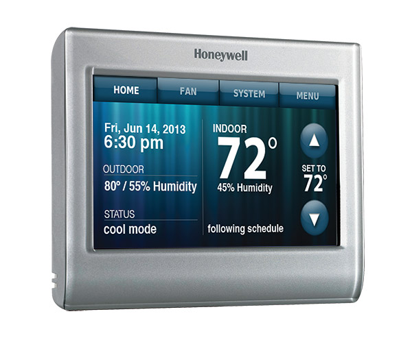 honeywell wi fi smart thermostat giveaway 250 value marvelous mommy. Black Bedroom Furniture Sets. Home Design Ideas