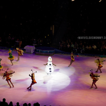 Disney On Ice FROZEN - Olaf