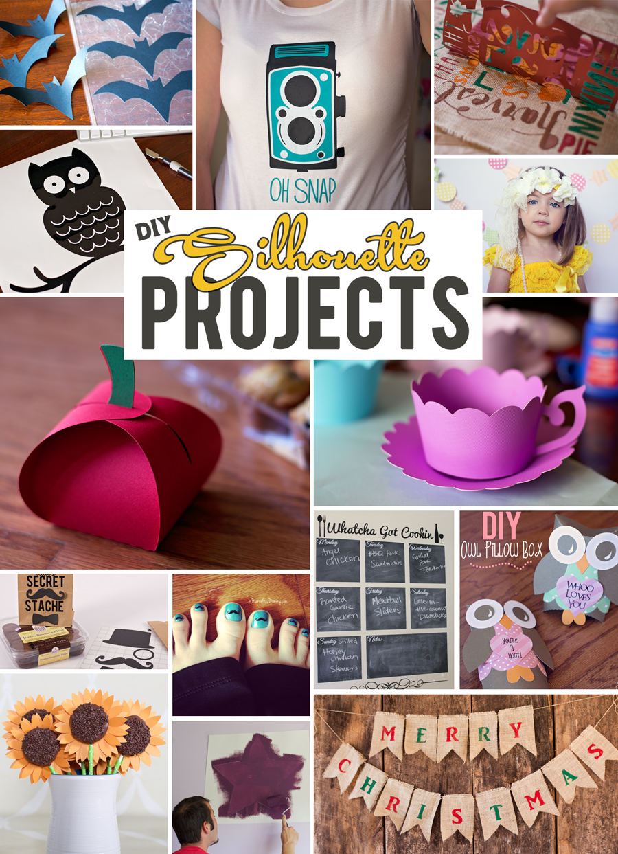 DIY-Silhouette-Projects