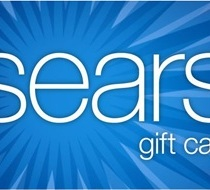sears gift card giveaway