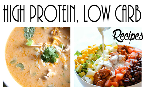 30 Satisfying High Protein, Low Carb Recipes #P90X