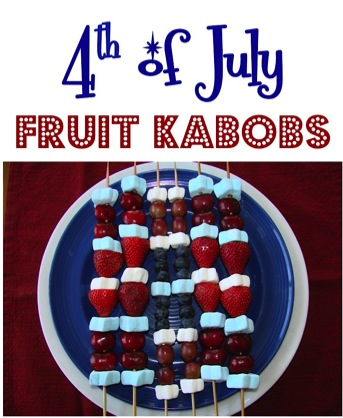 Party Food Ideas for the 4th of July