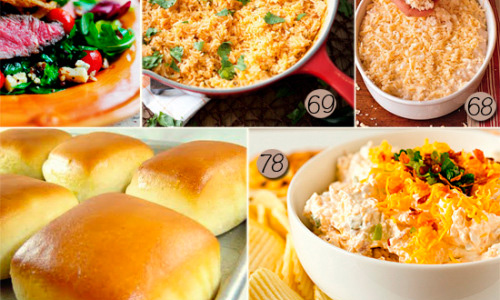 What's For Dinner? | 78 Dinner Ideas | Meal Planning
