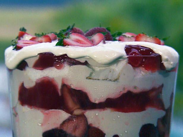 Paula Deen S Strawberry Shortcake Amp Chocolate Chip Cheese