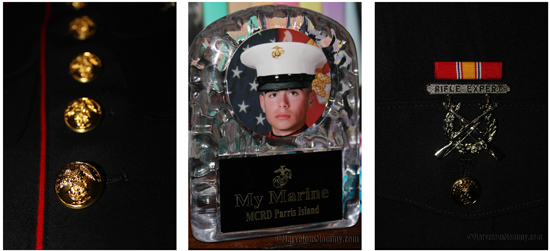 He S Home The Marine Is Home Wordlesswednesday Linky