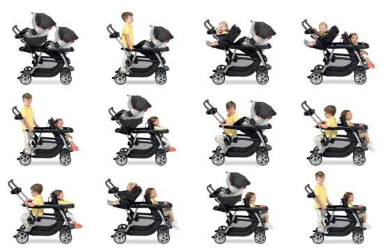 Graco Ready2Grow Double Stroller Giveaway! - Marvelous Mommy