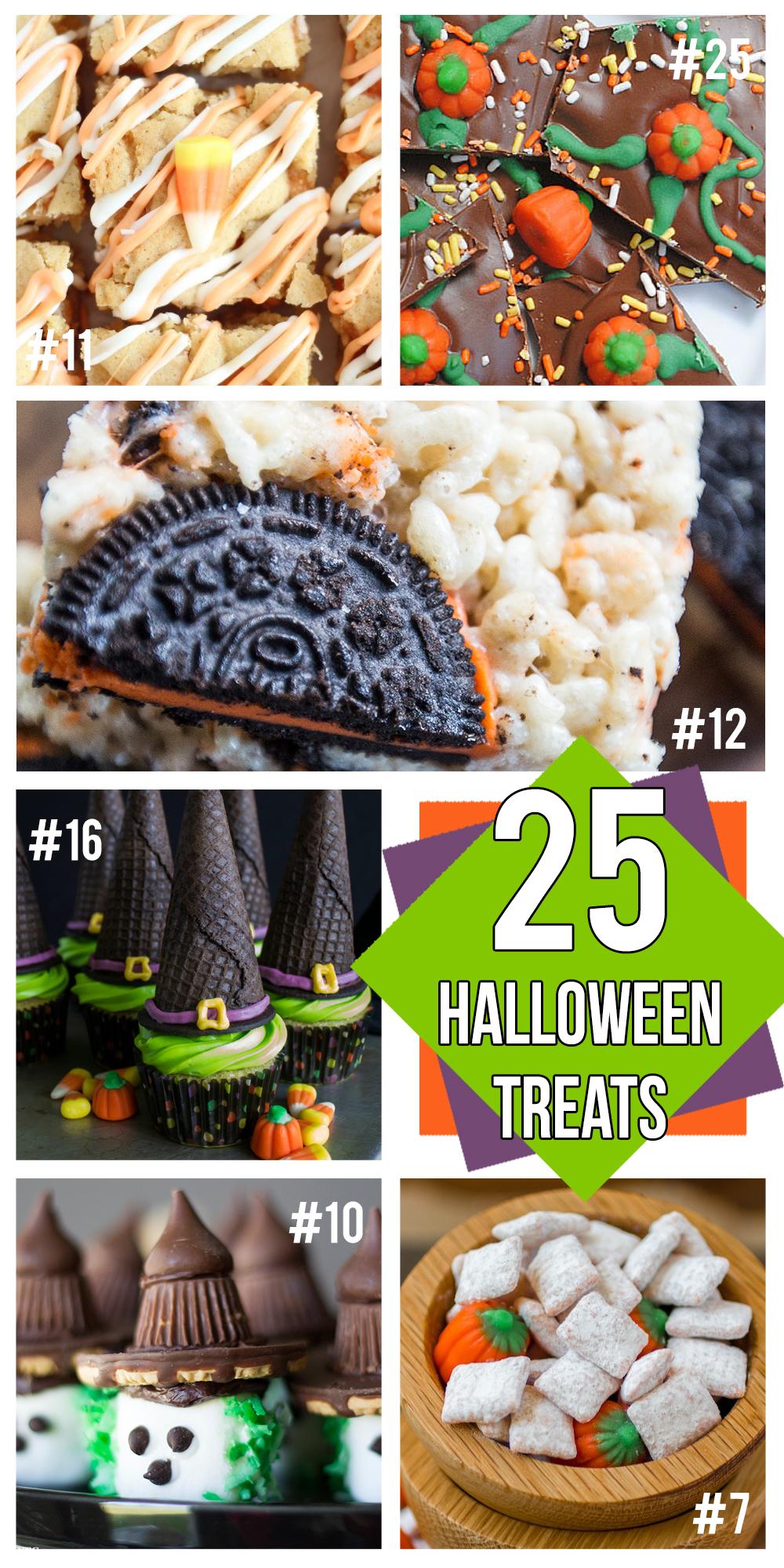 25 Halloween Themed Treats Create Link Inspire